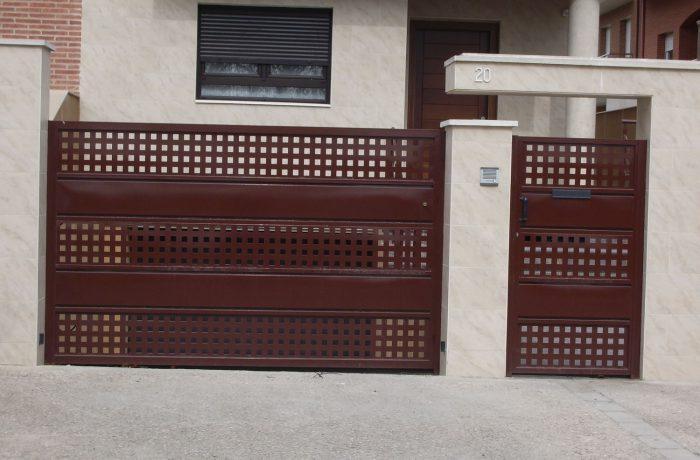 Puertas valla